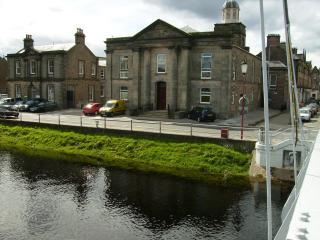 Inverness city centre apartment - Inverness vacation rentals