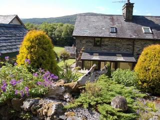 Tre Allt Cottage with garden at Penmaenpool - Penmaenpool vacation rentals