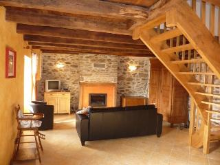 Bright 2 bedroom Gite in Aurillac with Dishwasher - Aurillac vacation rentals