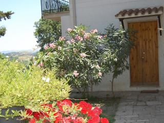 2 bedroom Tuscan house with stunning valley views and easy beach access - Magliano in Toscana vacation rentals