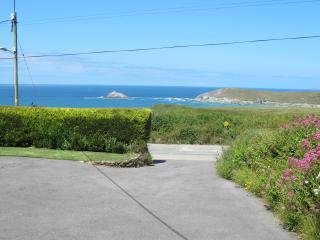 Crantock Bay House - stunning view of Crantock Bay - Crantock vacation rentals