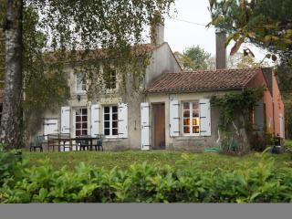 Nice Farmhouse Barn with Internet Access and Private Outdoor Pool - La Châtaigneraie vacation rentals