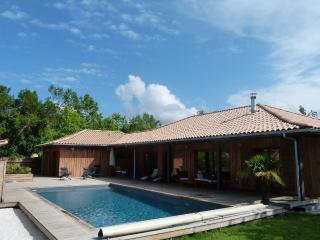 Maison bois look Cabane du Bassin. - Arcachon vacation rentals