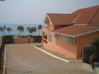 'Breezes' seaside family vacation home - Accra vacation rentals