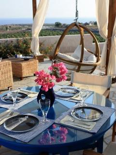 Gorgeous Villa with Internet Access and Dishwasher - Megalochori vacation rentals