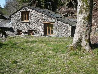 Broughton Bank Cottage,Cartmel, in woodland garden - Cartmel vacation rentals