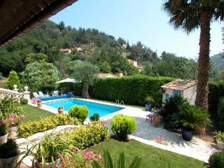 647 Spacious Menton villa with pool - Menton vacation rentals