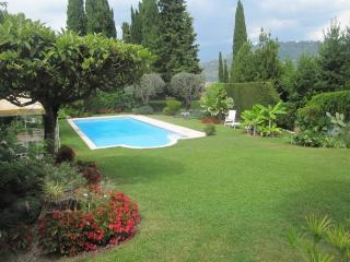 Villa Sunny, pool, garden, caes spaces - Nice vacation rentals