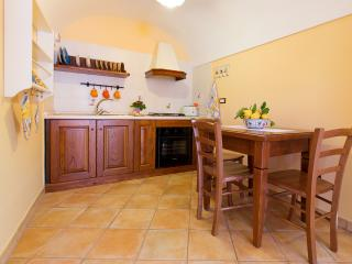 Newly refurbished apartment near Sorrento for 2 - Vico Equense vacation rentals