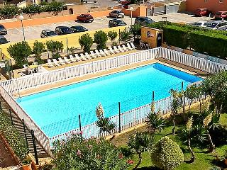 Appartement 2 chambres type F3 à Gruissan - Gruissan vacation rentals