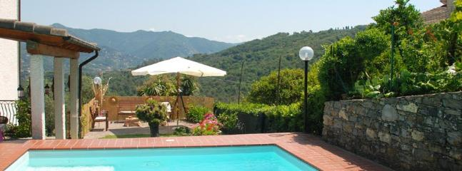 3 bedroom Villa in Rapallo, Riviera Di Levante, Liguria And Cinqueterre, Italy : ref 2230499 - Image 1 - Rapallo - rentals