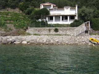 Beachfront Villa, Quiet, Relaxing - Agios Gordios vacation rentals