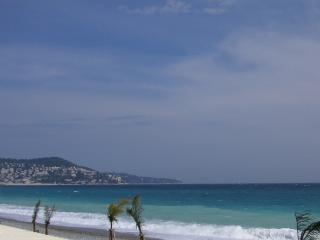 Sea view with a balcony Studio - Nice vacation rentals