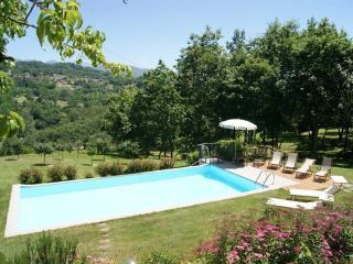 Comfortable 4 bedroom Villa in Camporgiano with Internet Access - Camporgiano vacation rentals
