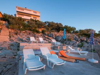 Rajcic-seafront apartments A5 - Razanj vacation rentals