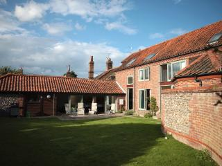 Lovely Barn with Internet Access and Swing Set - Morston vacation rentals