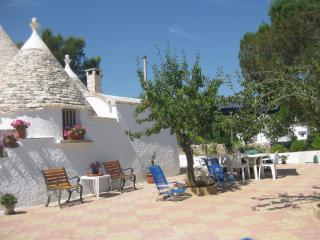 Nice Trullo with Washing Machine and Television - Crispiano vacation rentals