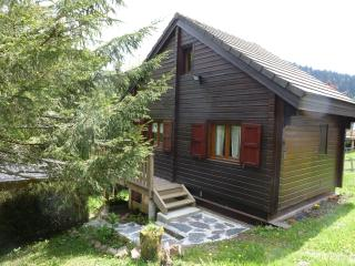 Cozy Chalet in Laveissiere with Television, sleeps 5 - Laveissiere vacation rentals