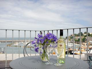 Blue Horizon, cosy fisherman's cottages with balcony and seaviews in Brixham - Brixham vacation rentals