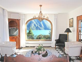 Garden-floor-apt. near lake, aircond.,shared pool - Lugano vacation rentals