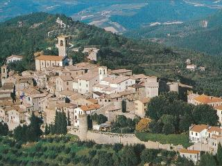 Stunning village house, Umbria - Collepepe vacation rentals