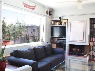 Great apt, beautiful terrace, amazing views! - Athens vacation rentals