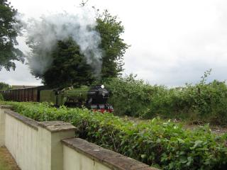 Very peaceful location minature train runs to rear - Dymchurch vacation rentals
