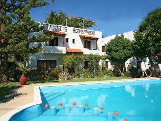 Summer Lodge Double Room 1 - Platanias vacation rentals