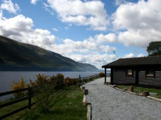 Perfect Cabin with Washing Machine and Private Fishing - Kilfinnan vacation rentals