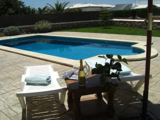 Beautiful Villa in Minorca with Internet Access, sleeps 10 - Minorca vacation rentals