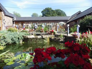 Beech cottage at Pentre farm Usk Country Cottages - Usk vacation rentals