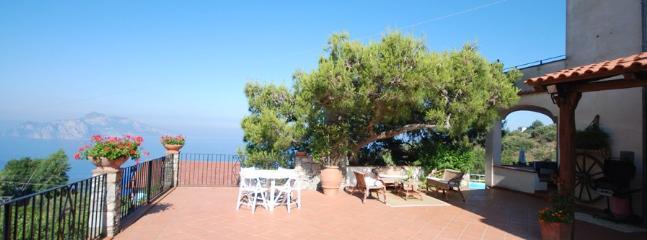 8 bedroom Villa in Temini, Costa Sorrentina, Amalfi Coast, Italy : ref 2230215 - Image 1 - Termini - rentals