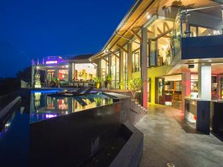 Villa J: Amazing 8 Bed Villa with stunning views - Choeng Mon vacation rentals