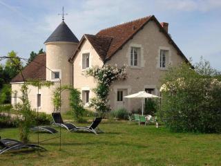 Le Clos de la Bodice 7 chambres jaccuzi 8 places - Blois vacation rentals