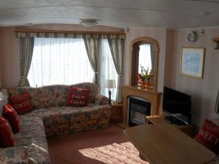 Cozy 3 bedroom Caravan/mobile home in Skegness - Skegness vacation rentals