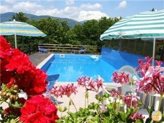 Lovely 2 bedroom Cottage in Camporgiano with Internet Access - Camporgiano vacation rentals