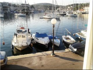 Romantic wiev on historical harbor - Villa Gariful - Cove Makarac (Milna) vacation rentals