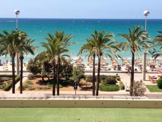 Front sea views.Direct  beach- 4. Playa Palma - Playa de Palma vacation rentals