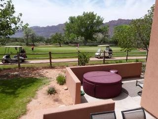 3BR Solano Townhouse w/Hot Tub on Moab Golf Course - Moab vacation rentals