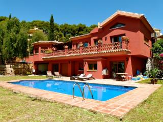 Lovely 5 bedroom Marbella Villa with Internet Access - Marbella vacation rentals