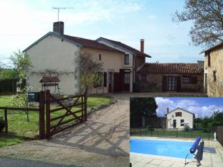 3 bedroom Farmhouse Barn with Satellite Or Cable TV in L'Isle-Jourdain - L'Isle-Jourdain vacation rentals