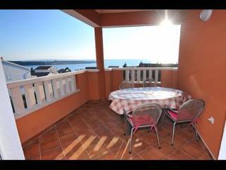 5785  A2(4+1) - Novalja - Island Pag vacation rentals