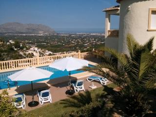 Casa Blanca with private heated pool - Pedreguer vacation rentals