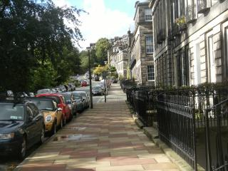 The Flat at 10a, Stockbridge, New Town, Edinburgh - Midlothian vacation rentals