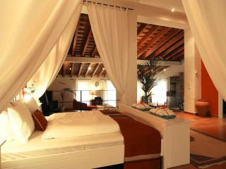 Romantic Loft in 16th Century Catalan Farmhouse - Cabanelles vacation rentals