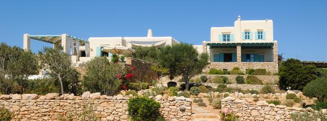 Makria Miti North - Makria Miti Luxury Seafront Villa - Paros - rentals