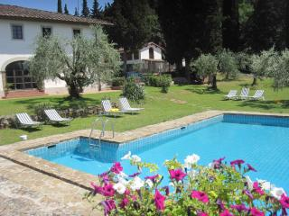 Villa holiday in Tosacana Glicini - Greve in Chianti vacation rentals