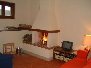 1 bedroom Apartment with Central Heating in Cortona - Cortona vacation rentals