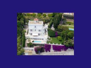 Large Holiday Rental Villa  Villefranche sur Mer - Villefranche-sur-Mer vacation rentals