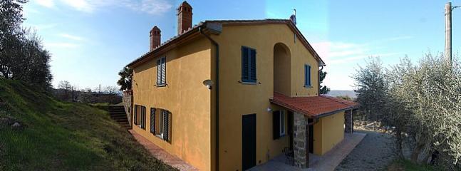 Villa Fedora - Image 1 - Lucignano - rentals